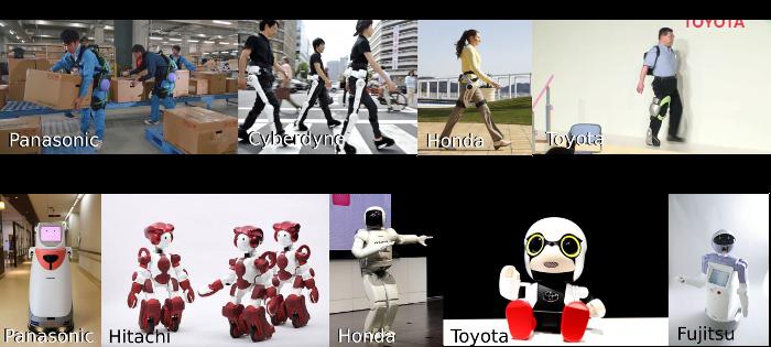 Strategy of Japanese robot industry – Masukawa Blog